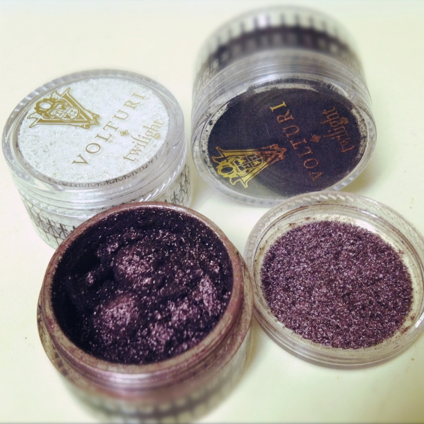twilight volturi loose eyeshadow