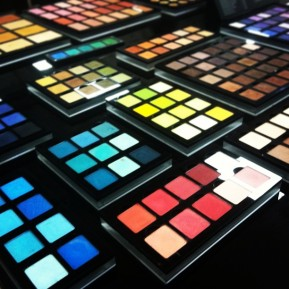 Makeup Show NYC: Inglot Studio event