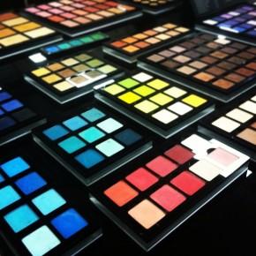 Makeup Show NYC: Inglot Studioevent