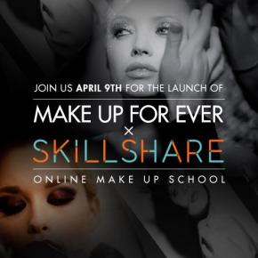 Make Up For Ever launches online makeup school – with free classes!