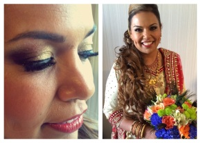 Recent Bridal Makeup