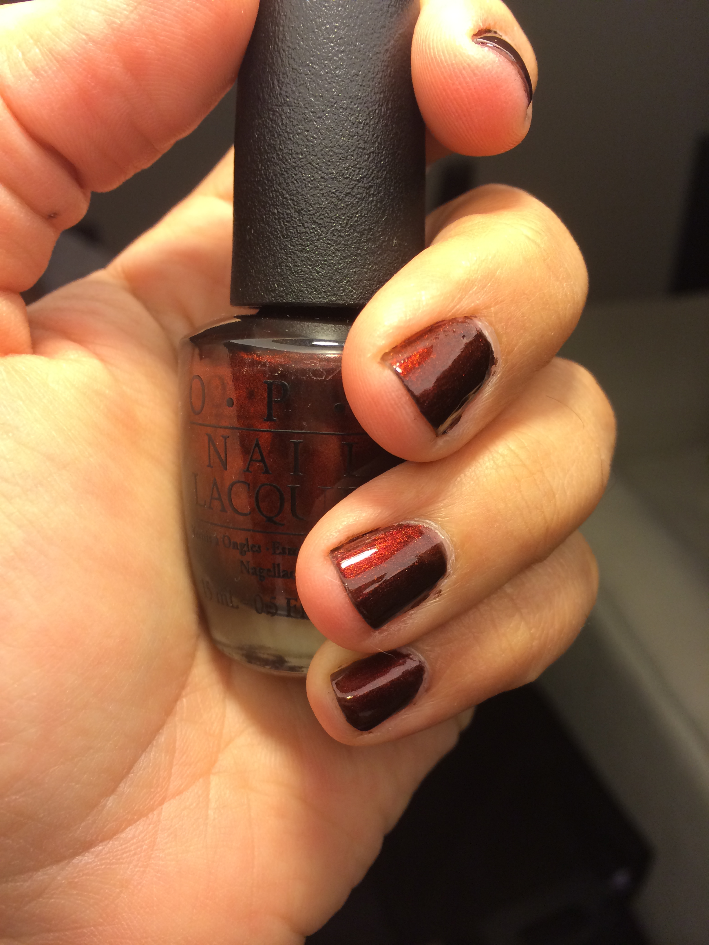 Fall Nails | makeup by neda