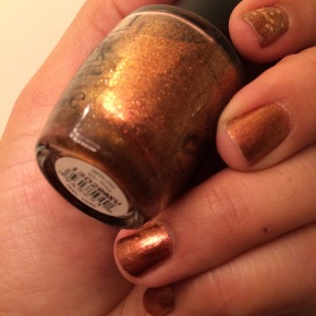 #manimonday – OPI Sprung